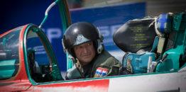 CIAV2016: Na Varaždin sleteo komandant Hrvatskog Ratnog Vazduhoplovstva