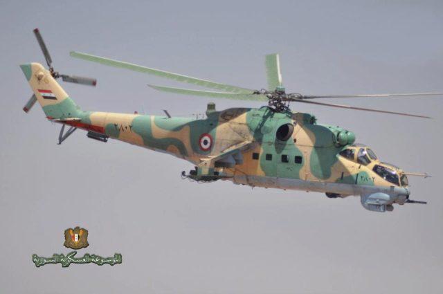 sirijski Mi-24D