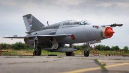 Ako bismo birali najlepši MiG-21 na Batajnici