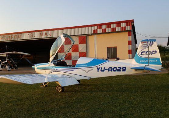 Najava: Državno prvenstvo u ultralakom letenju 10. septembra na Zemun Polju