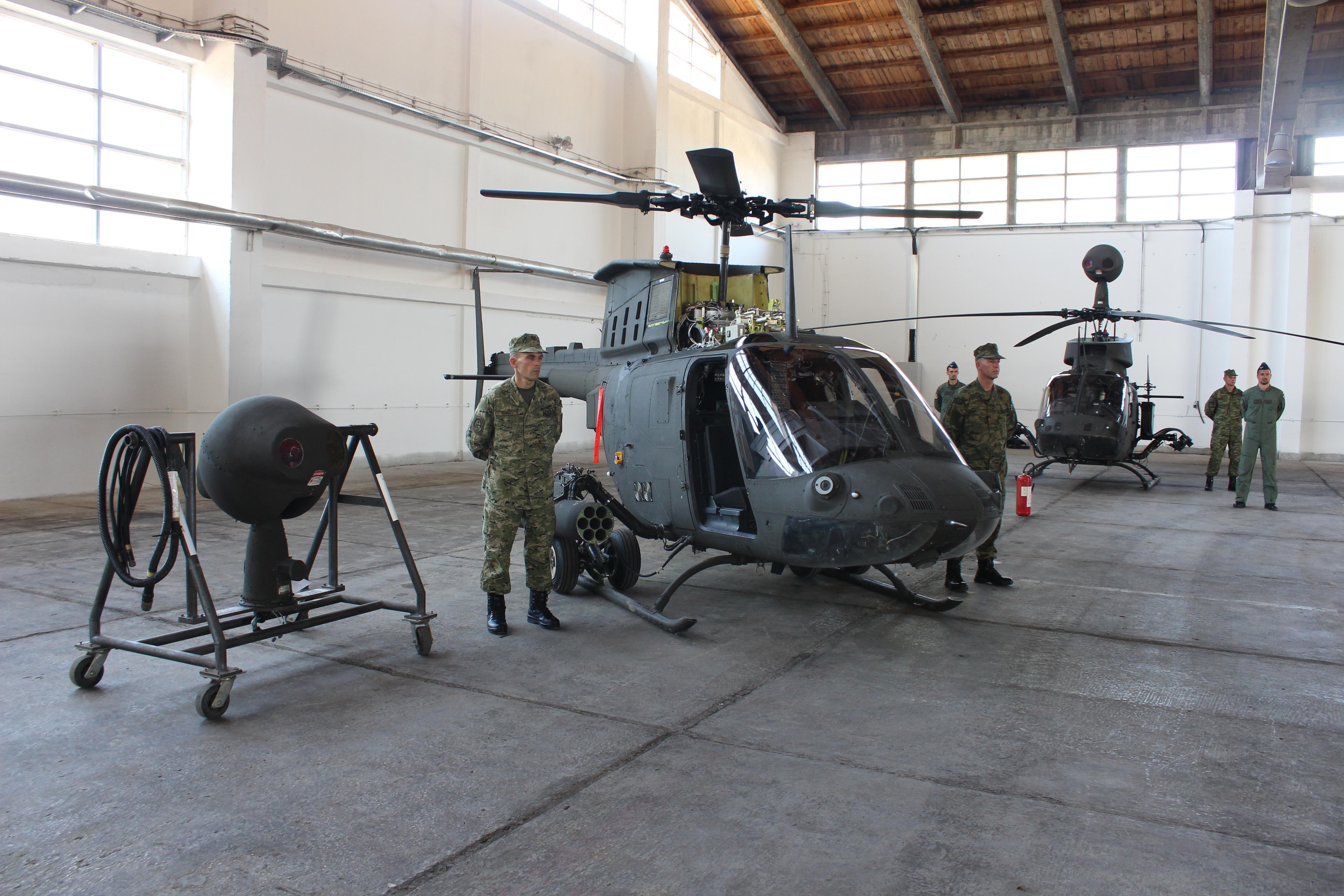 Cena po helikopteru je oko 13 miliona dolara / Foto: Goran Novačić