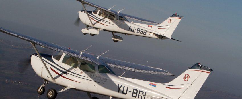 Prince Aviation upisuje nove klase za obuku sportskih i saobraćajnih pilota