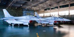 Rumunija primila u naoružanje prvih 6 aviona F-16