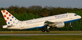 Analiza reda letenja Croatie Airlines (3.dio)