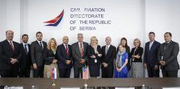 Delegacija FAA posetila Direktorat civilnog vazduhoplovstva