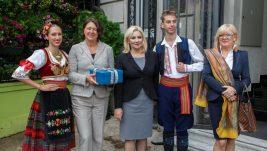 Violete Bulc posetila Direktorat civilnog vazduhoplovsta