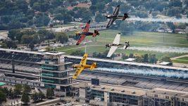 Red Bull Air Race: Dolderer novi šampion; Poslednja trka sezone 15. i 16. oktobra u Las Vegasu