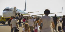 """""""Ryanair"""" objavio raspored letenja iz Niša za letnju sezonu 2017."""