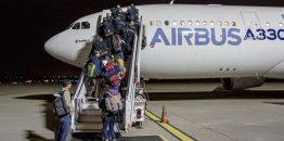 Erbas Fondacija prevezla himanitarnu pomoć Haitiju A330 test avionom
