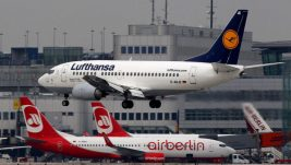 Lufthansa uzvraća udarac