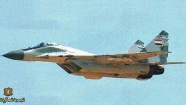 Sirija poseduje modernizovane lovce MiG-29