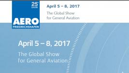 """NAJAVA: Sajam generalne avijacije """"AERO 2017"""""""