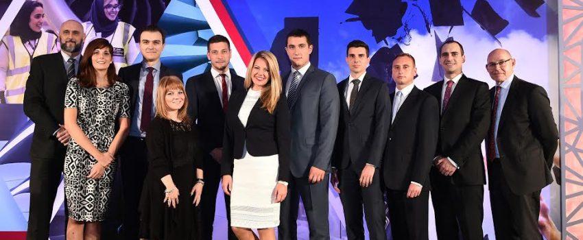 Prvih devet polaznika iz Srbije završilo trogodišnju obuku u Etihad ervejzu