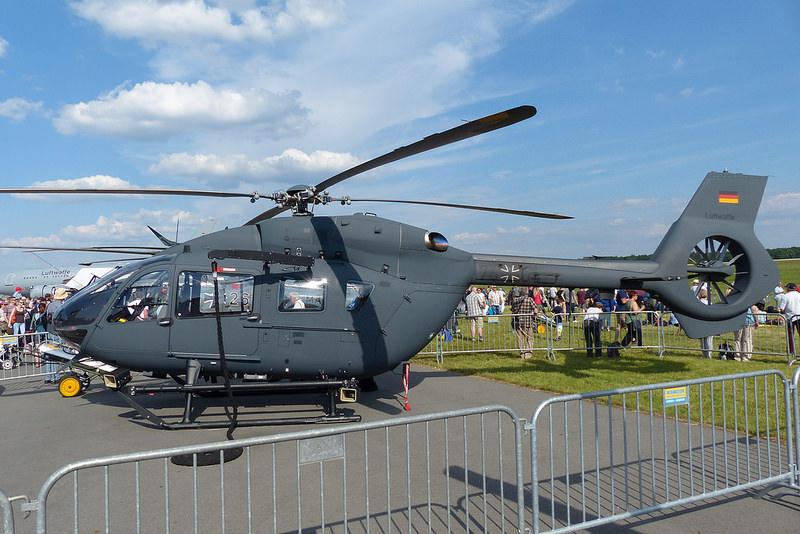 Nemačka je za svoje specijalne jedinice naručila 15 H145M.