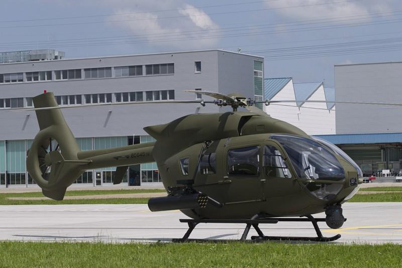 EC645T2 odnosno H145M proizvodi se u nemačkom pogonu Airbus Helicopters u gradu Donauwörth / Foto: Eurocopter