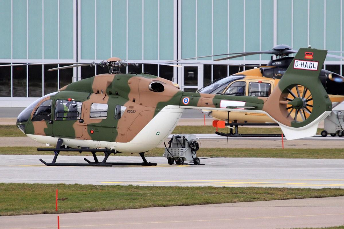 Tajland je pored 11 EC645T2 naručio i američke licencne UH-72A.