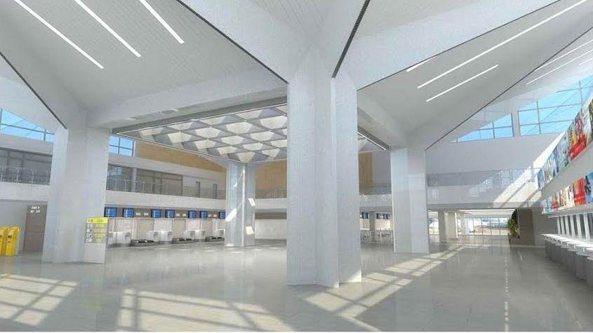 Budući izgled najstarijeg terminala / Ilustracija: ANT