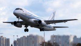 SSJ100 privremeno prizemljen; EASA dala dodatne sertifikate za SSJ100LR
