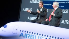 """""""Airbus"""" sumira 2016: Novi rekord – isporučeno blizu 700 putničkih aviona"""