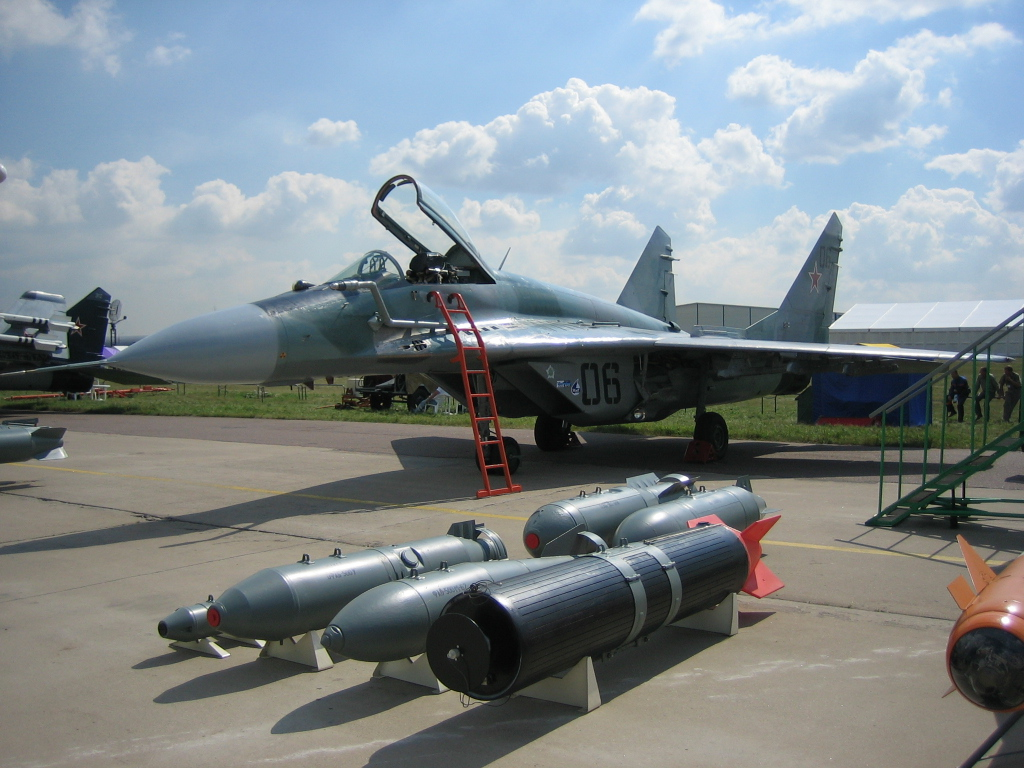 MIG-29BM
