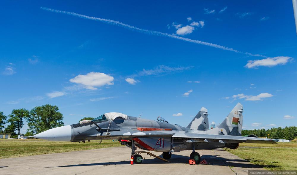 beloruski MiG-29BM 41