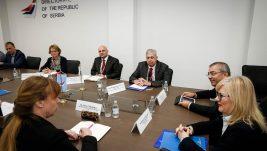 Poseta zamenika direktora vazduhoplovnih vlasti Turske DCV-u