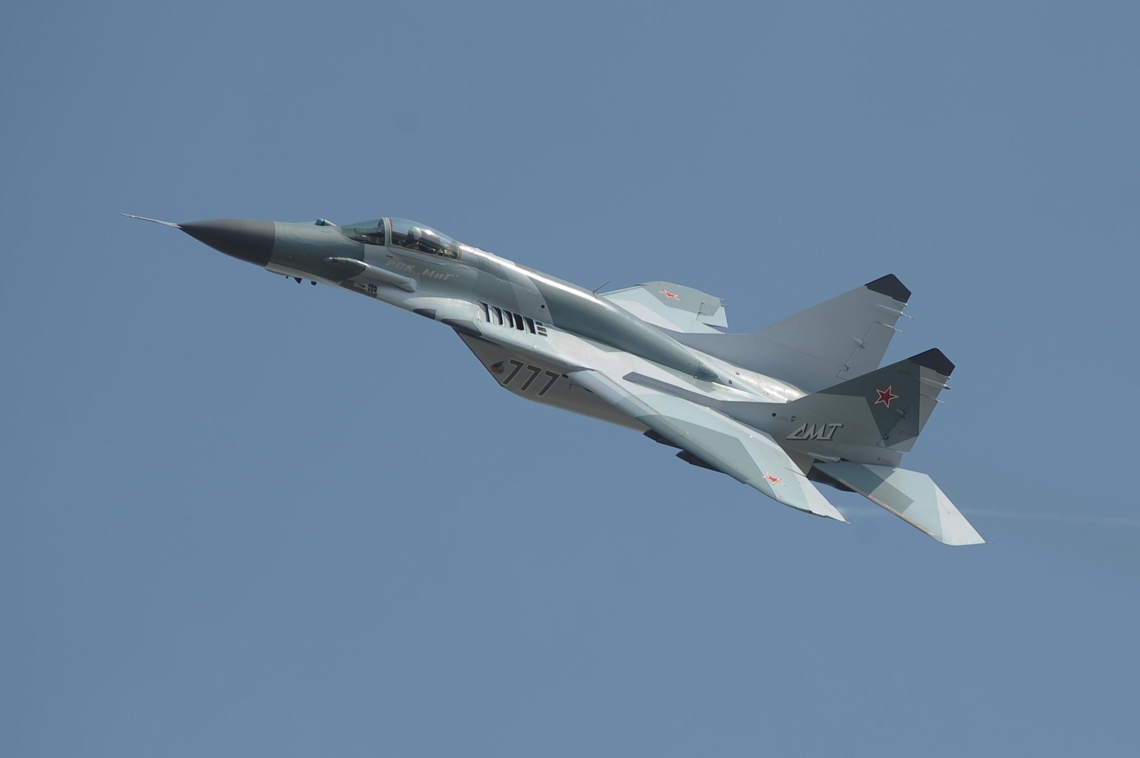 MiG-29SMT2 9-13 777