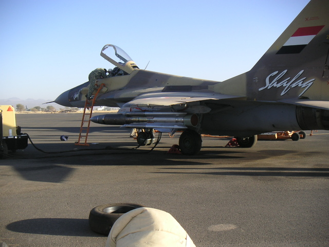 jemenski sa Kh-31P