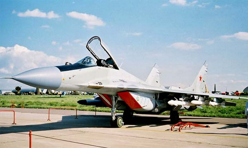 ruski MiG-29SM 777