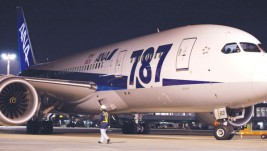 Lekcije probnog leta Boinga 787