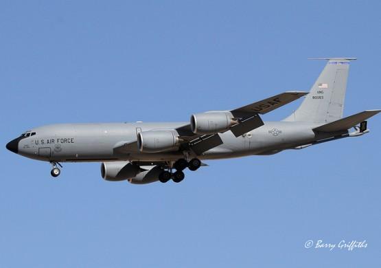 Amerikanci na batajničkom aeromitingu sa jedinm tankerom KC-135R i dva aviona F-16C!