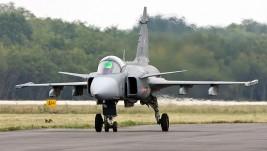 Mađarska učestvuje sa avionom JAS-39C koji neće sletati na Batajnicu