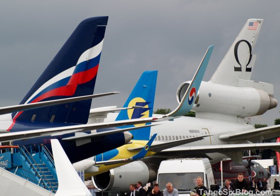 [FOTO REPORTAŽA] Farnborough International Airshow 2012