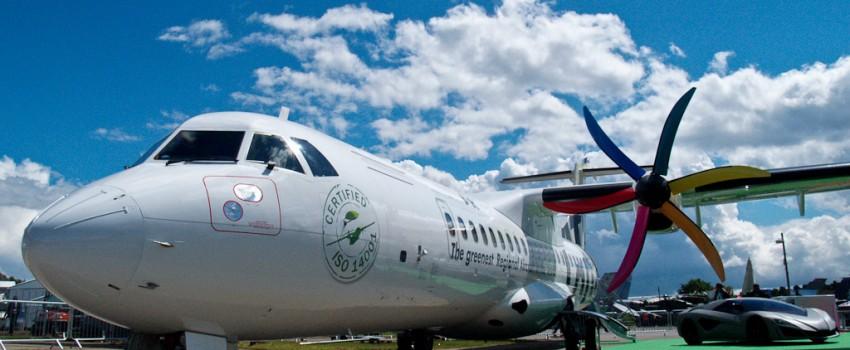 ATR 72-600 – obilazak kokpita i putničke kabine
