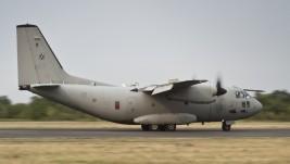 Kako uraditi valjak u vojnom transportnom avionu?