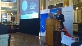 Tango Six uživo: Međunarodna konferencija posvećena civilnom vazduhoplovstvu Aviation Business Arena 2012, Zagreb