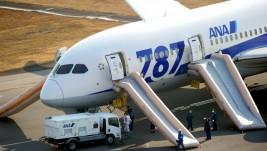 Zbog čega je prizemljen 787?