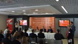 [VIDEO] Snimak konferencije za novinare povodom uvođenja nove linije easyJeta