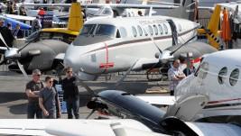 Počeo najveći evropski sajam generalne avijacije – AERO 2013!