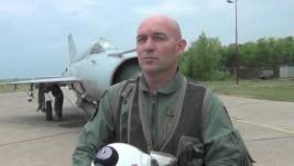 Intervju sa pilotom dežurne pare aviona MiG-21 Bis