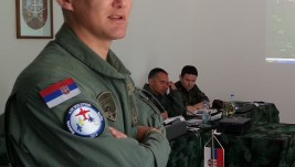 General Bandić detaljnije o vežbi Air Solution 2013