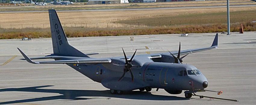 Vingleti za C-295