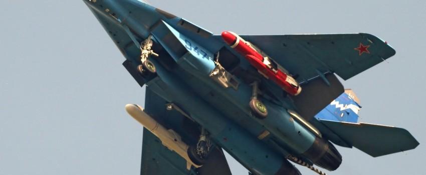 Naoružanje višenamenskog borbenog aviona MiG-29M/M2 (vazduh-zemlja)