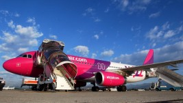"Wizz Air bazira drugi avion na Aerodromu ""Nikola Tesla"""