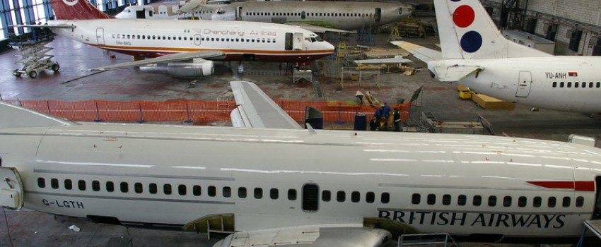 Direktorat civilnog vazduhoplovstva izdao dozvolu Jat Tehnici za održavanje Erbasovih aviona
