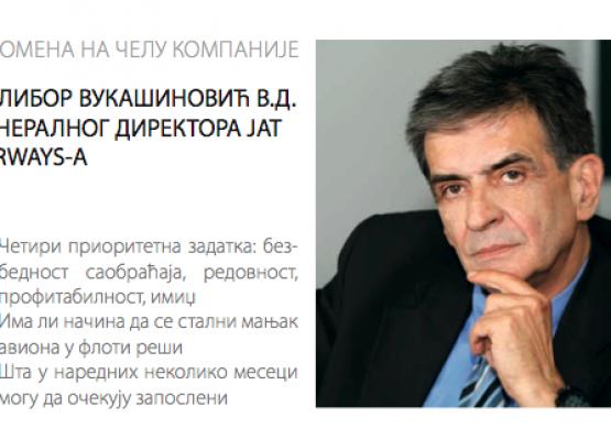 Velibor Vukašinović za Jatove novine: Bezbednost, profitabilnost i imidž