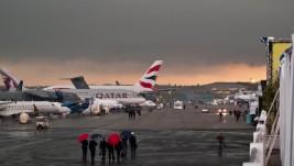 Burže 2013: danas počinje najveći vazduhoplovni sajam na planeti