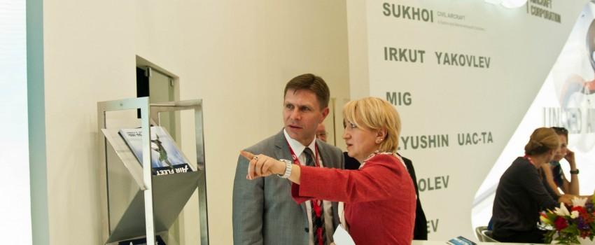 Srpska delegacija na Buržeu brifovana o MiG-u 29M/M2