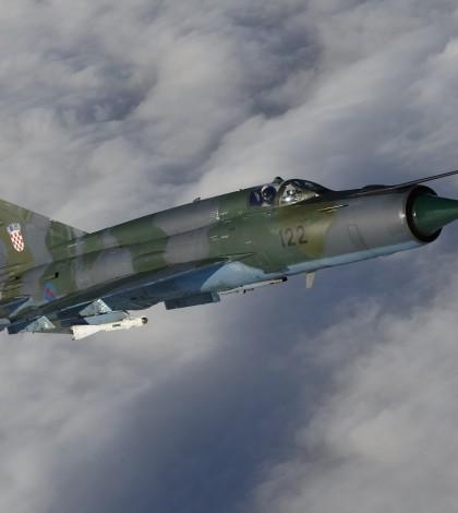 Hrvatska remontuje MiG-ove 21 u Ukrajni