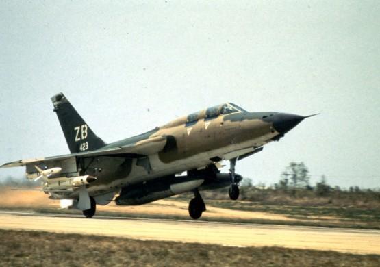 Republic F-105 Thunderchief